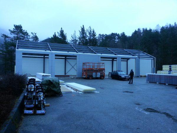 Hardanger Energi, Kinsarvik