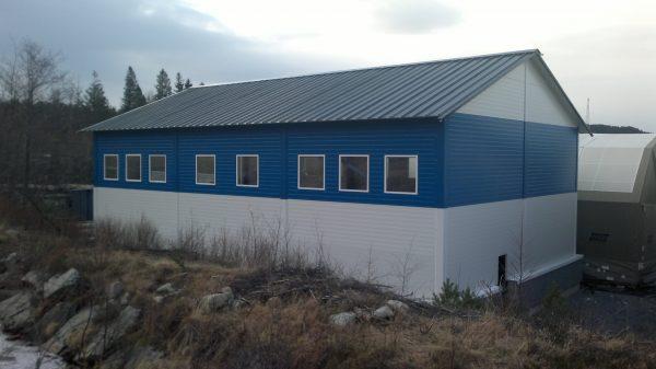 Husnes Sandblåsing & Sprøytemaling AS, Husnes Verksted