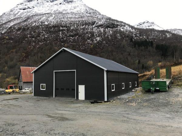 Johannes Øvretun, Fardal